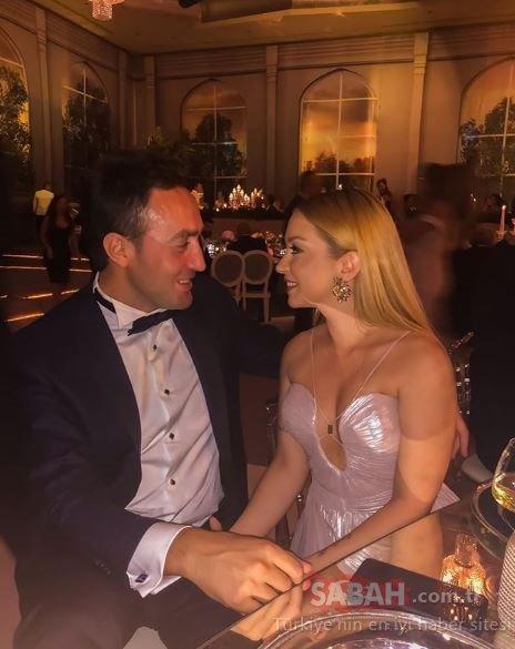 Ece Seçkin ile nişanlısı Çağrı Terlemez milyonların önünde öpüştüler! Sosyal medyadan dudak dudağa poz!
