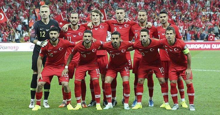 Türkiye'nin Arnavutluk ve Fransa maçları aday kadrosu açıklandı
