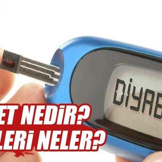 Diyabet nedir? Diyabet belirtileri nelerdir?