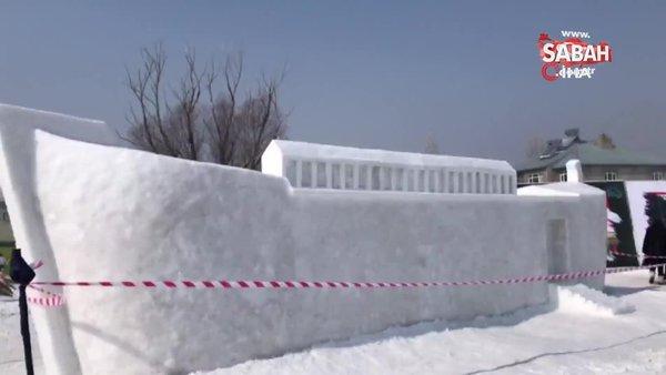 Bu da buzdan Nuh'un Gemisi | Video