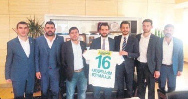 Bursasporlu taraftarlardan Ankara çıkarması