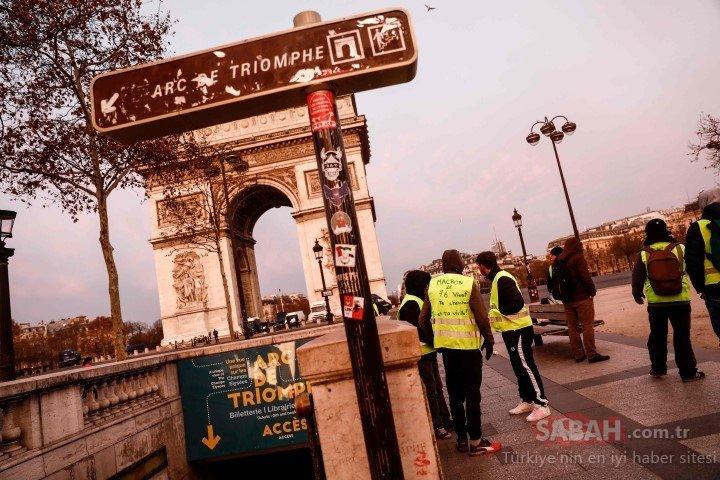 Son Dakika Haberi: Macron'un çağrıları yeterli olmadı! Fransa yine sokakta...