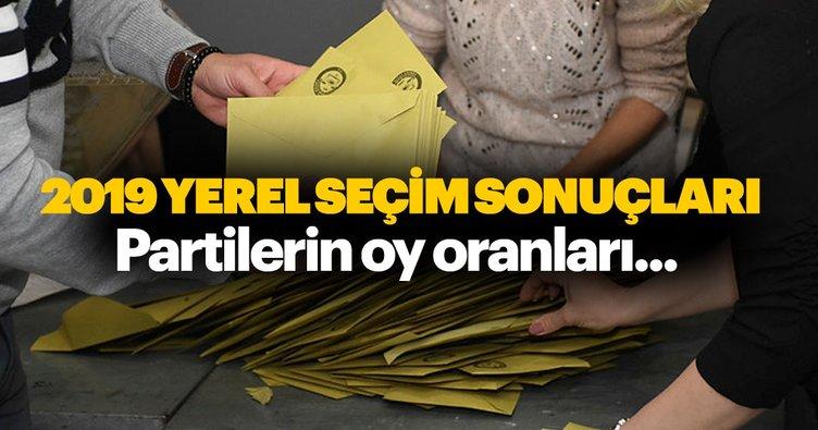Son dakika haberi: Seçim sonuçları için heyecanlı süreç! İstanbul'u kim, hangi parti kazandı? 2019 İstanbul seçim sonuçları