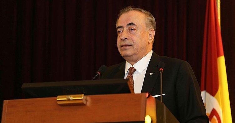 Galatasaray Başkanı Mustafa Cengiz: Artık deniz tükendi