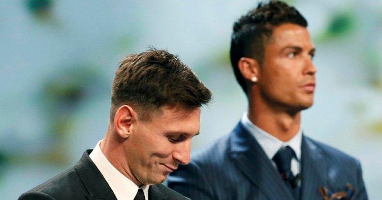 Messi: Ronaldo bir fenomen
