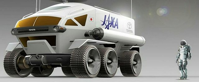Toyota'nın hedefi Ay'a gitmek