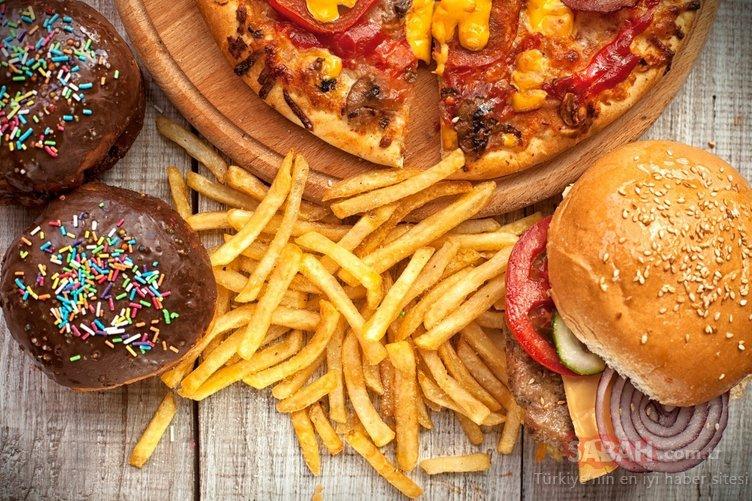 Dünya Sağlık Örgütü sağlıksız besinleri açıkladı! İşte uzak durmamız gereken en sağlıksız 30 besin