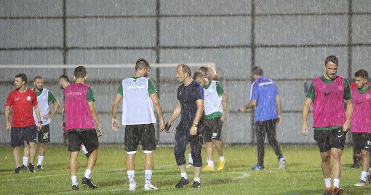 Rizespor, Mehmet Karaca'ya emanet
