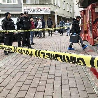 Zeytinburnu'nda cinayet
