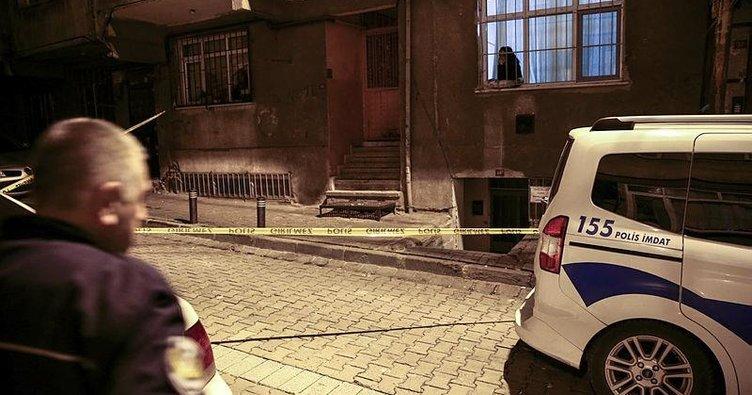 Küçükçekmece'de bir binaya ses bombası atıldı