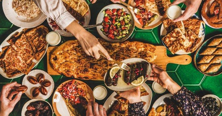 Ramazanda sağlıklı beslenmek mümkün