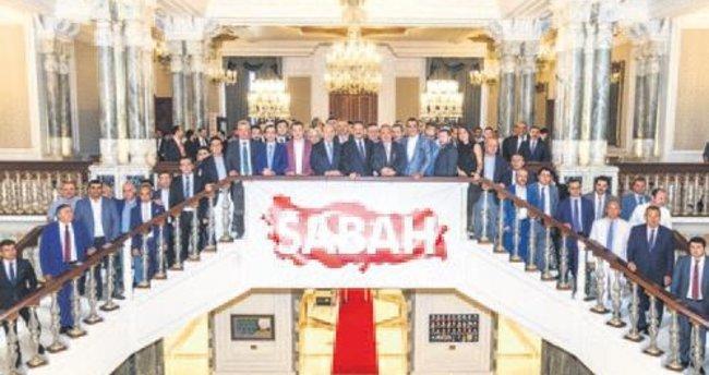 SABAH dönüşümün aktörlerini Bursa'da buluşturuyor
