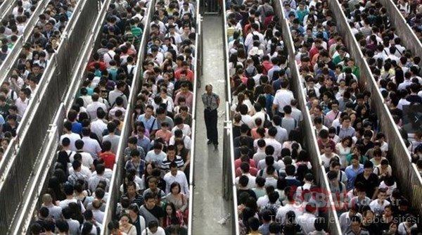 Böyle kalabalık gördünüz mü?