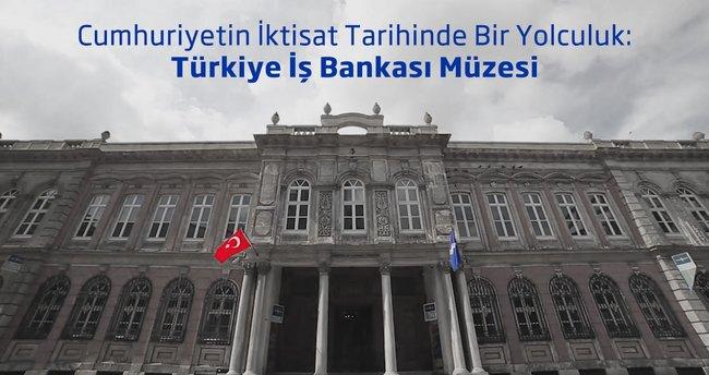 Cumhuriyetin iktisat tarihinde bir yolculuk: Türkiye İş Bankası Müzesi