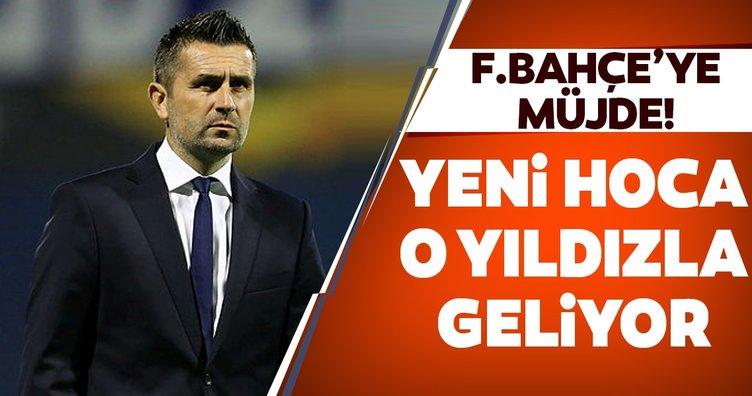 Fenerbahçe'ye müjde! Yeni hoca o yıldızla geliyor