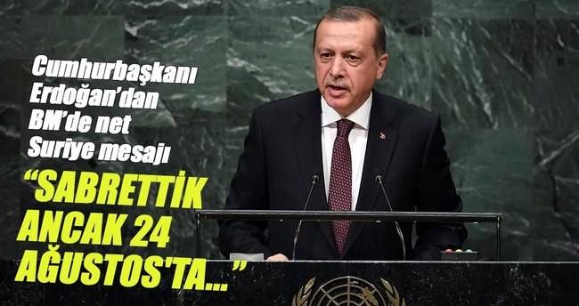 Erdoğan: 'Ya teslim ol, ya öl'politikasına daha ne kadar müsamaha gösterilecek?