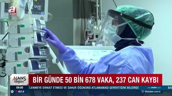 Son Dakika: Koronavirüs vaka sayısı açıklandı! Türkiye'de kaç corona vakası tespit edildi? Sağlık Bakanlığı paylaştı... | Video