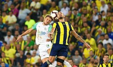 Fenerbahçe: 51 - Bursaspor: 14