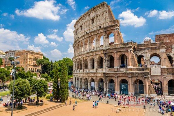 Tarih kokan şehir: Roma!