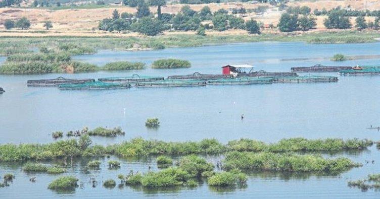 Karkamış Sulak Alanı turizme kazandırılacak