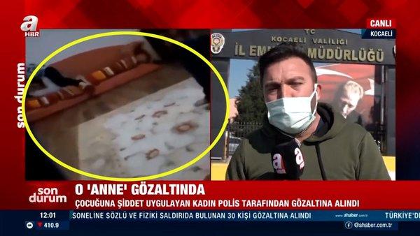 SON DAKİKA! Kızına işkence yapan Nurcan Serçe olayında flaş açıklama   CANLI YAYIN  