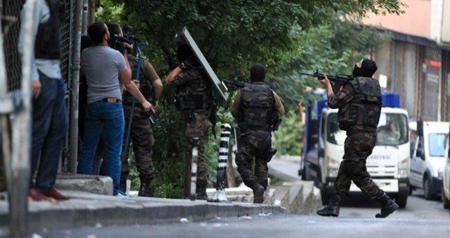 PKK'ya kuryelik yapan 5 kişi tutuklandı