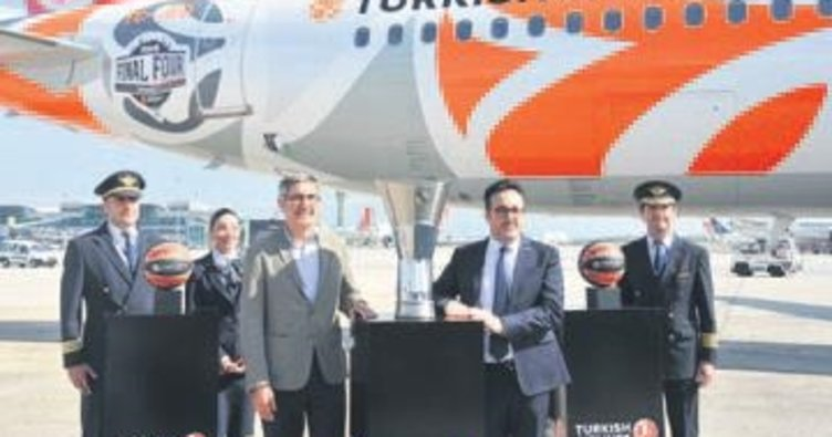 Euroleague kupası İstanbul'a geldi