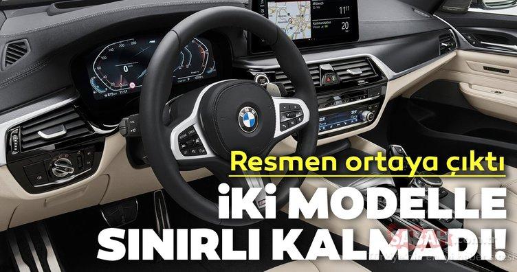 2021 BMW 6 Serisi Gran Turismo resmen ortaya çıktı! Bakın nasıl özellikleri var...