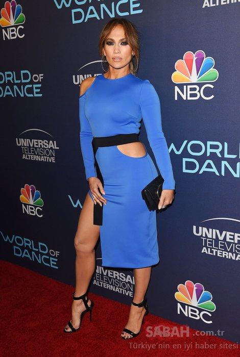 Türk hayranlarıyla buluşacak olan Jennifer Lopez'in kulis istekleri yok artık dedirtti