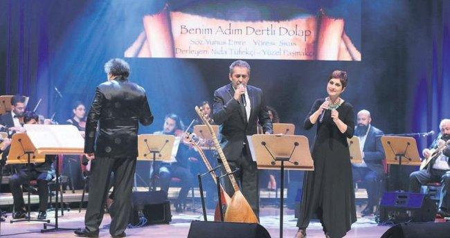 Bingöl'den 'Bin Yılın Ozanları' konserleri