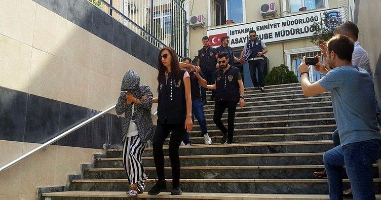 İstanbul'da fuhuş çetesine operasyon; 4 gözaltı
