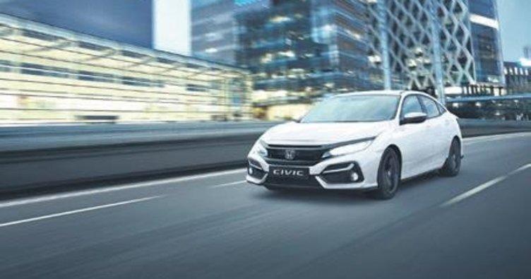 Honda Civic hatchback yenilendi