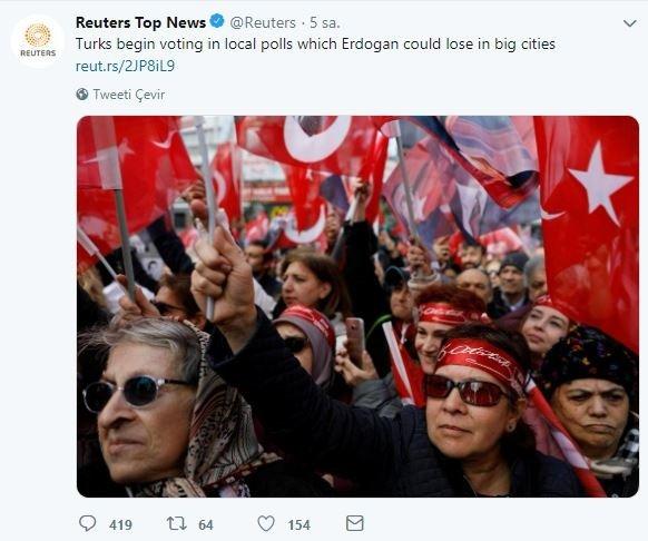 İngiliz ajansından yerel seçimler için algı operasyonu! Erdoğan düşmanlığını gizlemedi
