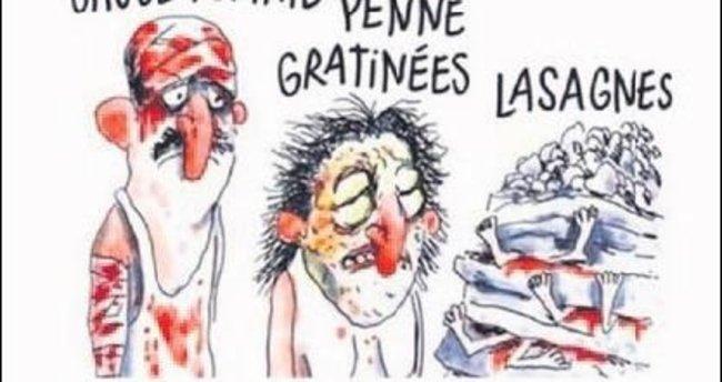 Depremzedeleri kızdıran karikatüre suç duyurusu