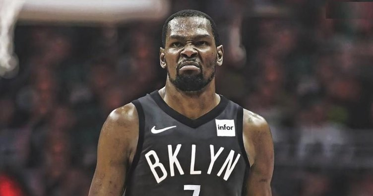 Kevin Durant kararını verdi! Sezonun kalanında oynamayacak