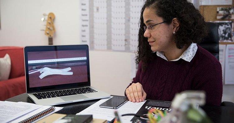 Türk araştırmacılar yeni nesil yumuşak robotlar geliştirdi
