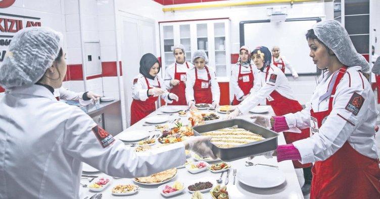 Çankaya mutfağından Kızılay aşçılık okuluna