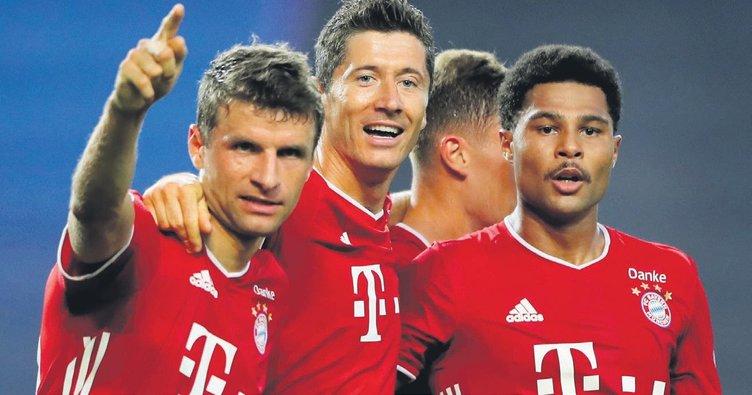 Finalin adı PSG-B.Münih
