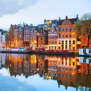 Amsterdam'a seyahat etmek için 4 sebep
