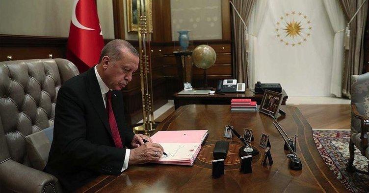 Türkiye'nin ABD, Japonya, İrlanda ve Sırbistan büyükelçileri değişti