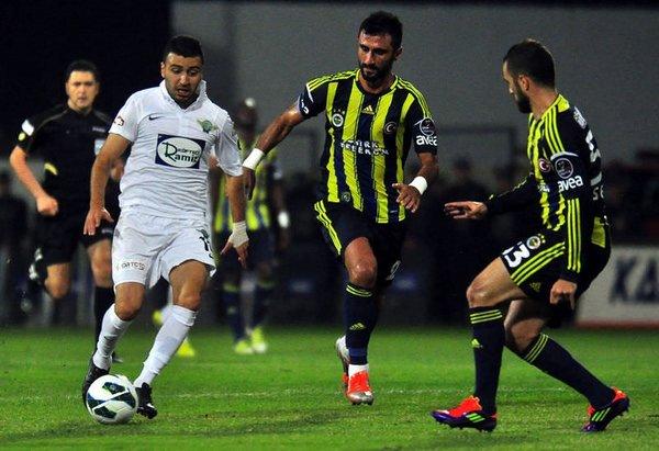 Selçuk Şahin'in golü Twitter'ı salladı