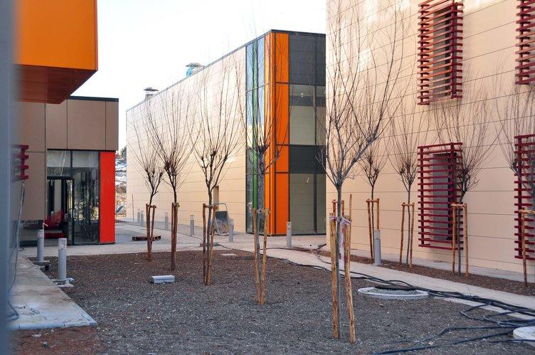 Bakan Berat Albayrak Cezeri Yeşil Teknoloji Mesleki ve Teknik Anadolu Lisesi'ni açtı
