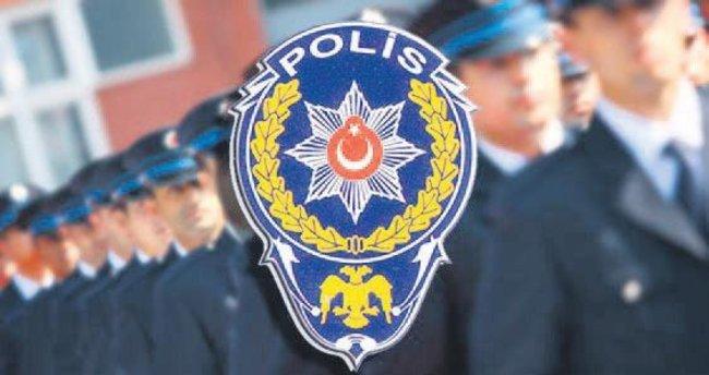 Başkentte 1350 FETÖ'cü polis görevden alındı