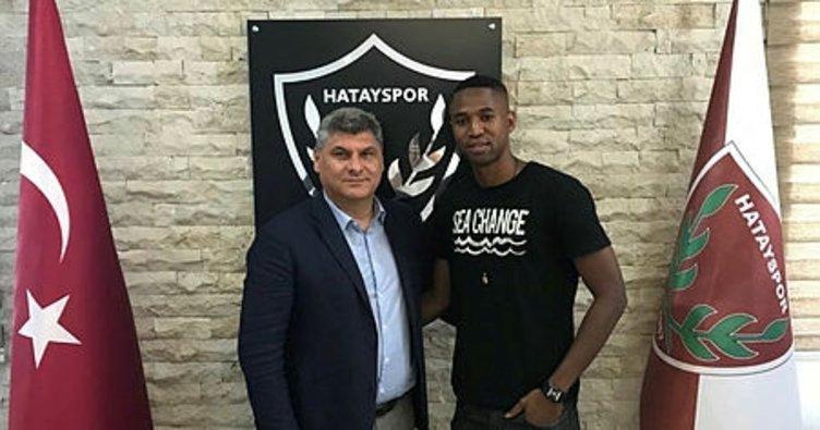 Hatayspor, Bakary Nimaga'yı transfer etti