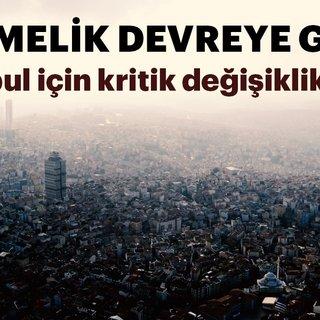 İstanbul'da yeni inşaat yönetmeliği devrede