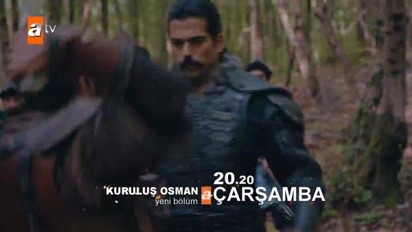 Kuruluş Osman 21. Bölüm Fragmanı yayınlandı izle | Video