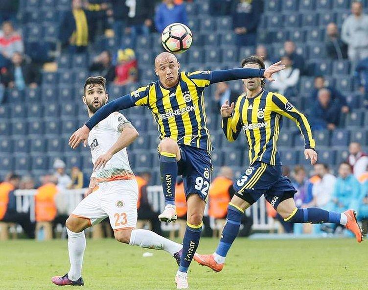Aatif Chahechouhe: Galatasaray'dan daha iyiyiz