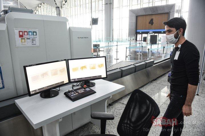 İlk uçuş için düğmeye basıldı! Yolcuları neler bekliyor?
