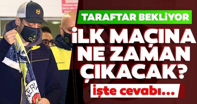 Son dakika: Mesut Özil Pazar günü imza atacak! Mesut Özil Kayserispor maçında kadroda olacak mı?