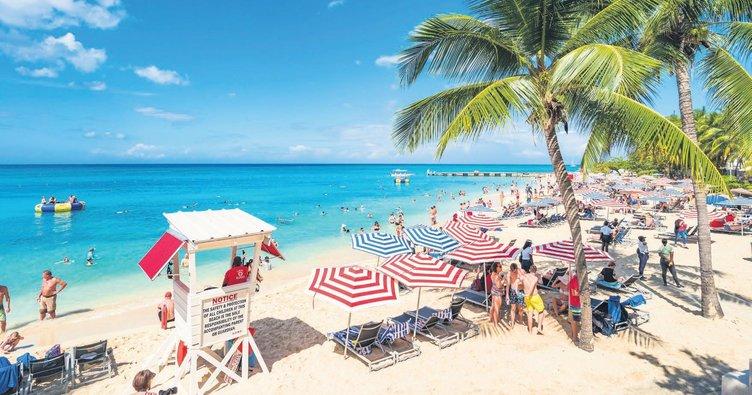 Karayipler'de rüya gibi bir tatil